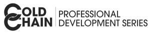 HVAC&R training Cold chain professional development series logo