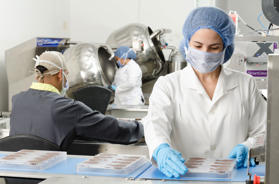 cold chain compliance in food processing